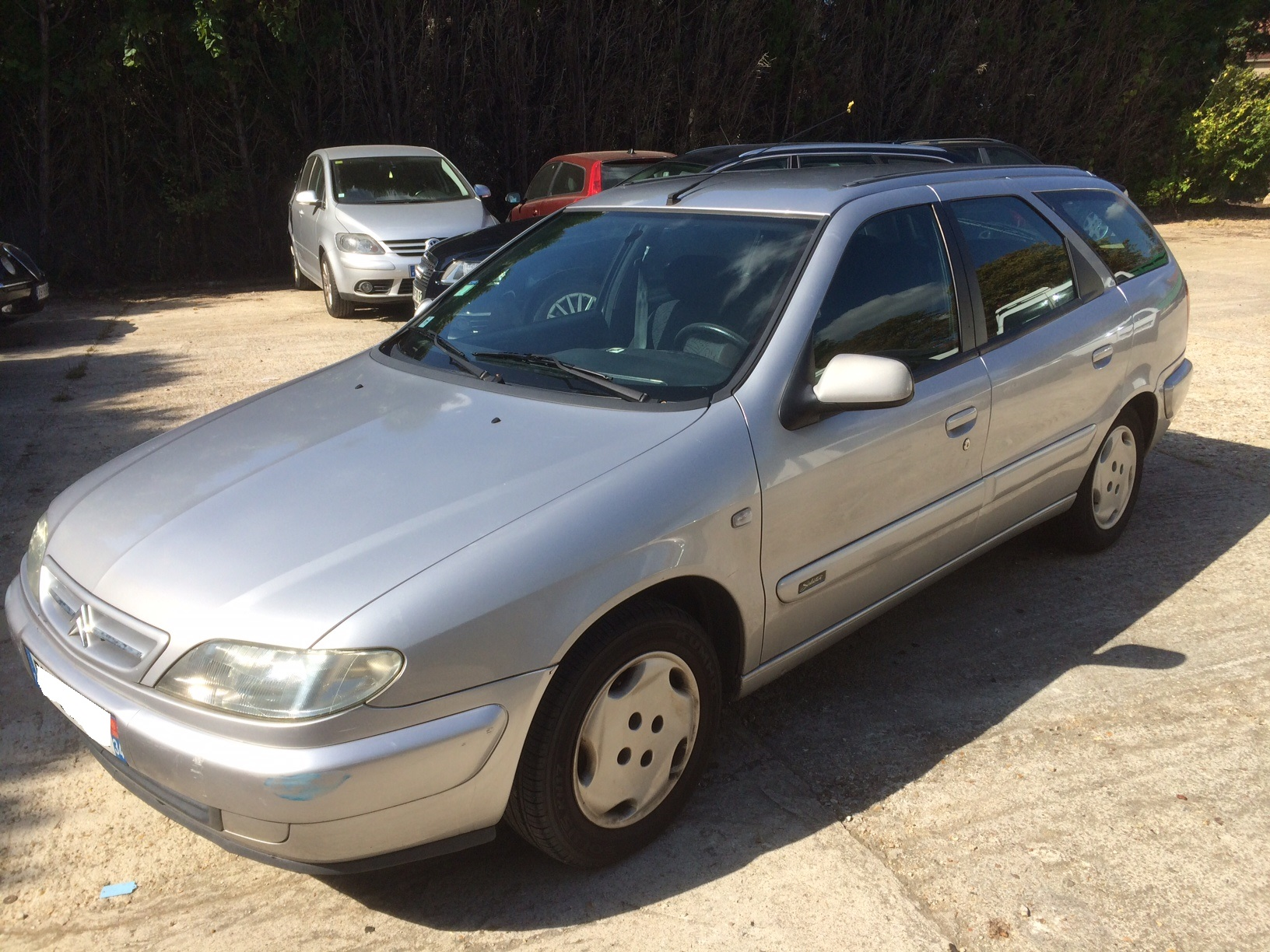 CITROEN XSARA 1.8 FRENCH REGISTERED