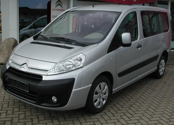 CITROEN JUMPY 2.0 HDI 120bhp L1 9 Seats