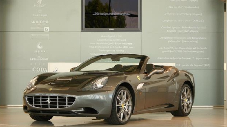 FERRARI CALIFORNIA 30 F1
