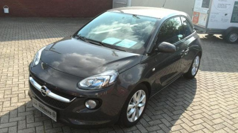 OPEL ADAM 1.2 Jam  Bluetooth