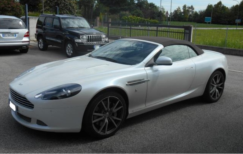 ASTON MARTIN DB9 Touchtronic LIMITED EDITION!!!!