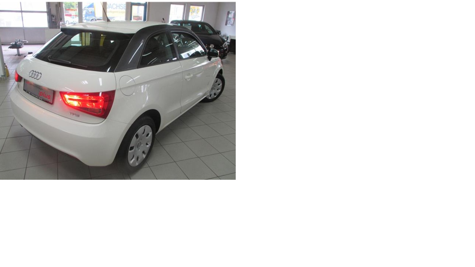 Left hand drive AUDI A1 Attraction 1.2 TFSI