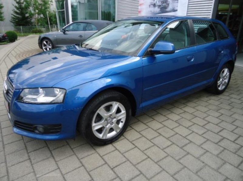 AUDI A3 Attraction 1.4 TFSI