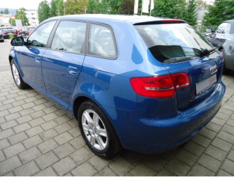 Left hand drive AUDI A3 Attraction 1.4 TFSI