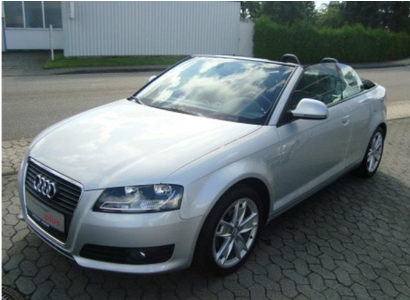 AUDI A3 Cabriolet Ambition 1.8 FSI