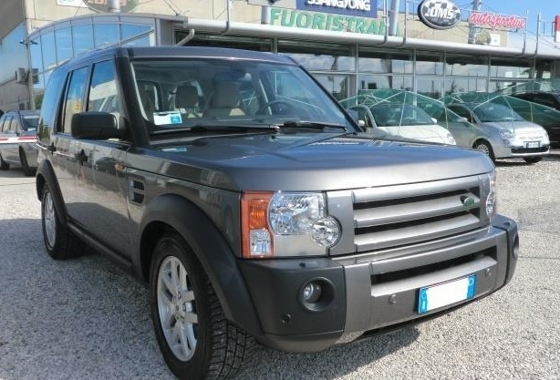 LANDROVER DISCOVERY III 2.7 TDV6 XS 7 SEATS