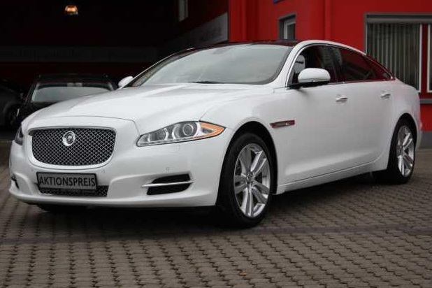 JAGUAR XJ 5.0 V8 LWB PREMIUM LUXURY