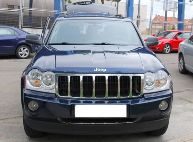 JEEP GD CHEROKEE 3.0 CRD V6 LIMITED SPANISH PLATES