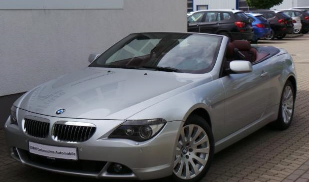 BMW 6 SERIES 650I CABRIOLET
