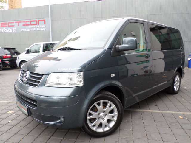 VOLKSWAGEN MULTIVAN (06/2007) - GREY6 METALLIC - lieu: