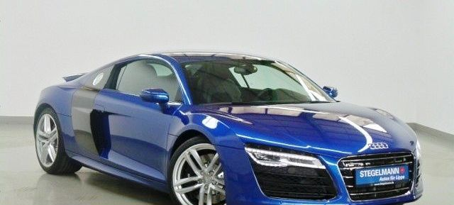AUDI R8 5.2 FSI QUATTRO FACELIFT MODEL COUPE