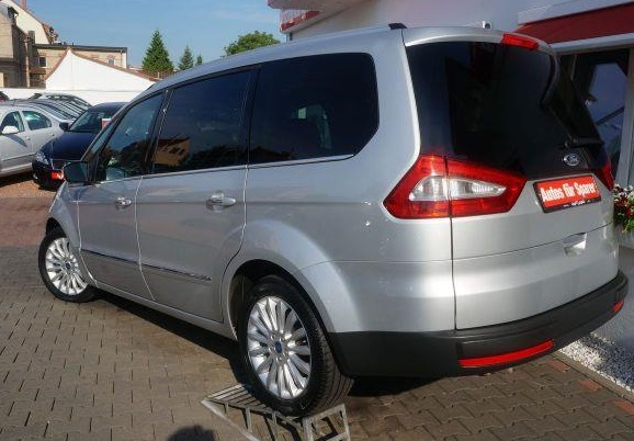 FORD GALAXY (05/2012) - SILVER METALLIC - lieu:
