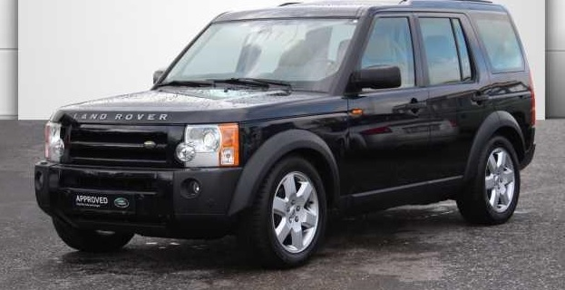 LANDROVER DISCOVERY 2.7 V6 S 7 SEATER