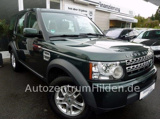 LANDROVER DISCOVERY 2.7 V6 HSE 7 SEATER