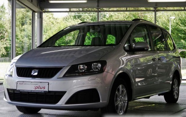 SEAT ALHAMBRA 2.0 DSG AUTOMOTIVE 7 SEATS