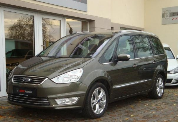 lhd FORD GALAXY (05/2013) - PARKSIDE METALLIC - lieu: