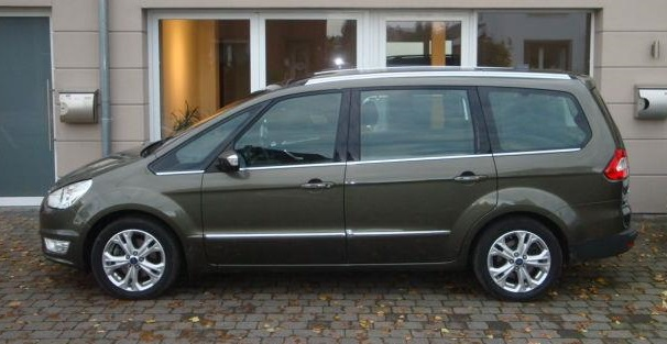 FORD GALAXY (05/2013) - PARKSIDE METALLIC - lieu: