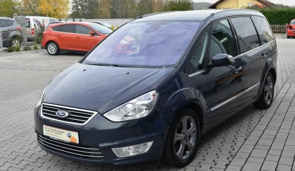 Lhd FORD GALAXY (05/2012) - MIDNIGHT METALLIC - lieu: