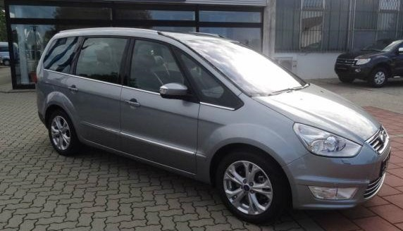 FORD GALAXY (01/2014) - SILVER METALLIC - lieu: