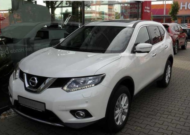 NISSAN X TRAIL 1.6 DCI VISIA 7 SEATER BRAND NEW