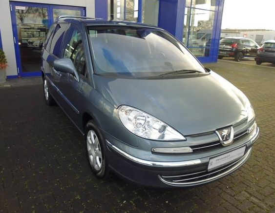 PEUGEOT 807 2.0 TDI ACTIVE 7 SEATS