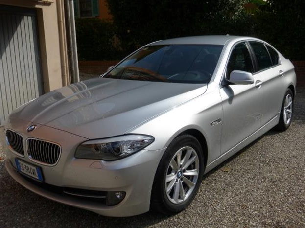 BMW 5 SERIES 530D BUSINESS