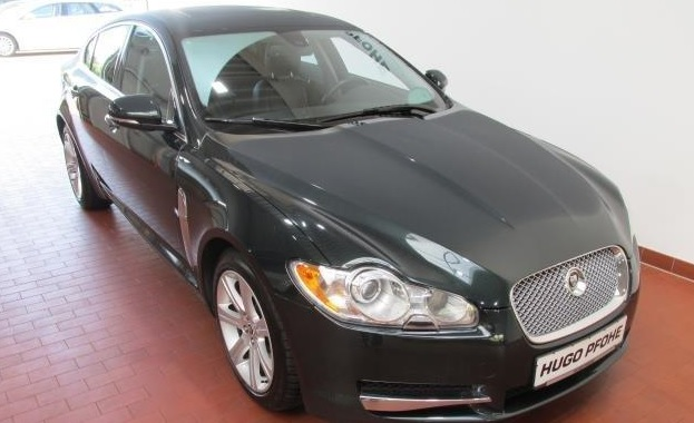 JAGUAR XF XF 3.0 V6 EDITION