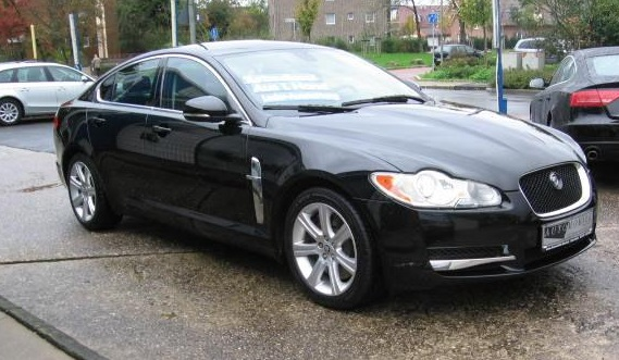 JAGUAR XF XF 3.0 V6 S LUXURY