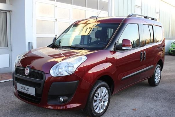FIAT DOBLO 1.4 16V EMOTION