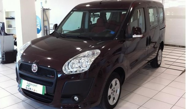 FIAT DOBLO 1.6 MTJ EMOTION