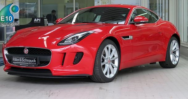 JAGUAR F TYPE 3.0 V6 COUPE