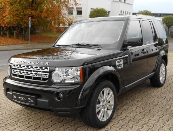 LANDROVER DISCOVERY 3.0 SDV6 HSE 7 SEATS