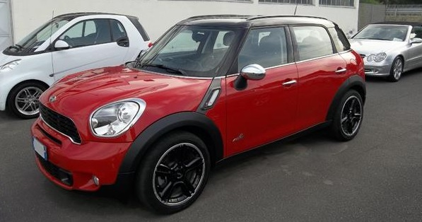 MINI COUNTRYMAN COOPER COUNTRYMAN SD ALL4