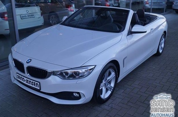 BMW 4 SERIES 428I CABRIOLET