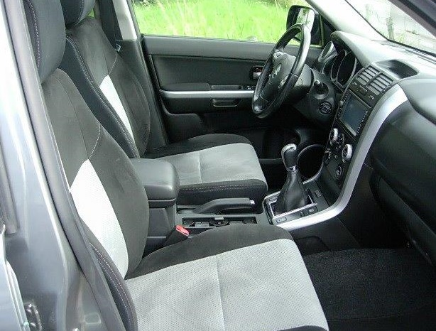 SUZUKI GD VITARA (07/2009) - GREY METALLIC - lieu: