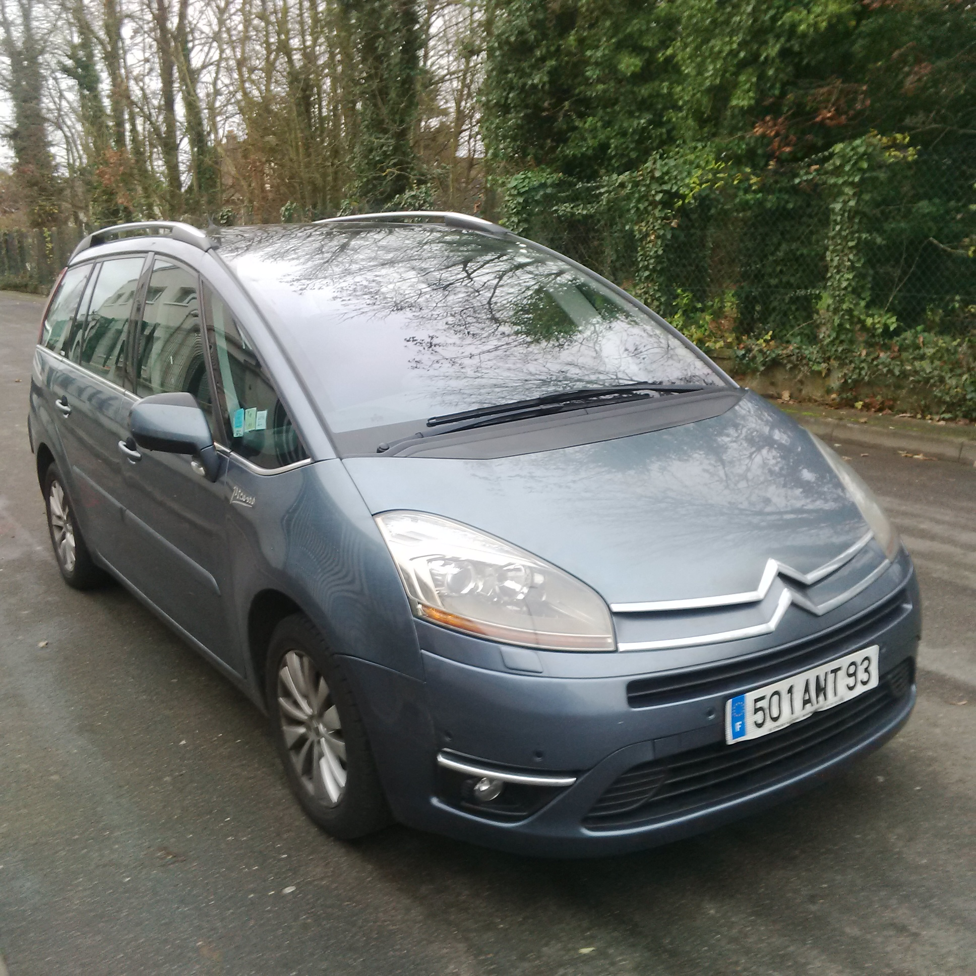 CITROEN C4 GRAND PICASSO HDI EXCLUSIVE FRENCH 7 SEATS GPS SUNROOF
