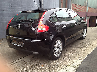 CITROEN C4 (12/2008) - BLACK - lieu: