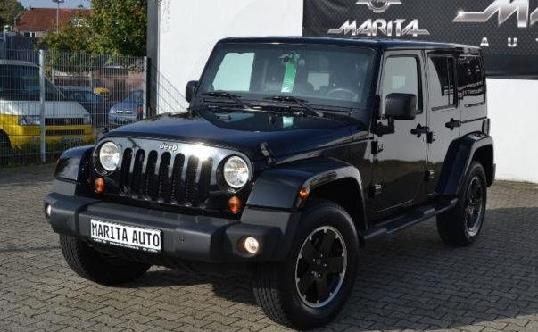JEEP WRANGLER 2.8 CRD UNLIMITED 4X4