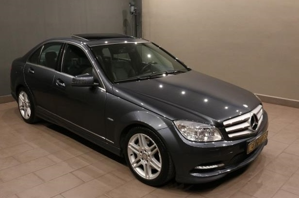 MERCEDES C CLASS C530 CDI BLUE EFFICIENCY