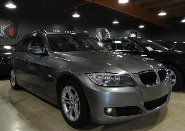 lhd BMW 3 SERIES (11/2009) - Grey Metallic - lieu: