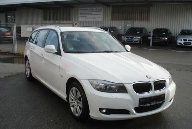 BMW 3 SERIES 318D ESTATE