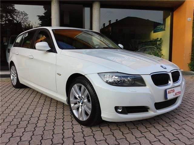 lhd BMW 3 SERIES (11/2010) - WHITE - lieu:
