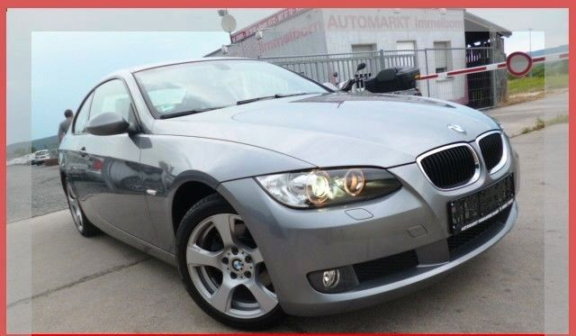 BMW 3 SERIES 320A COUPE