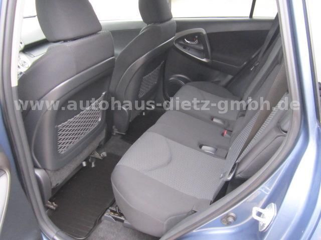 TOYOTA RAV 4 (11/2010) - LIGHT BLUE METALLIC - lieu: