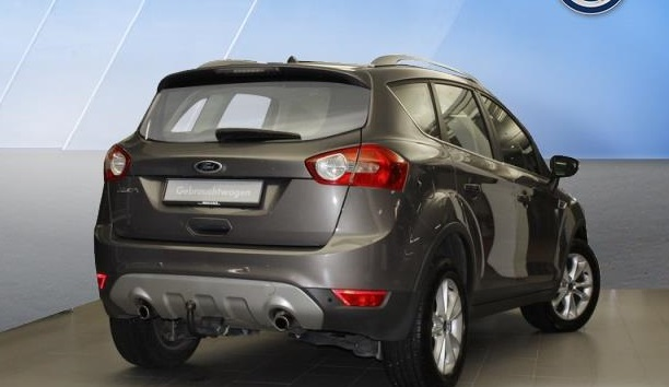 FORD KUGA (12/2009) - GREY METALLIC - lieu: