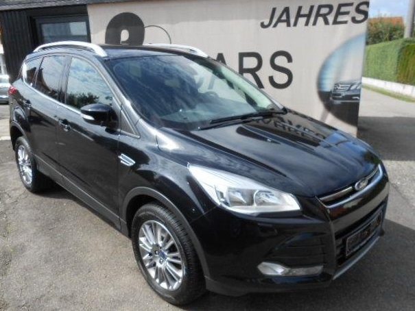 lhd FORD KUGA (11/2013) - BLACK - lieu: