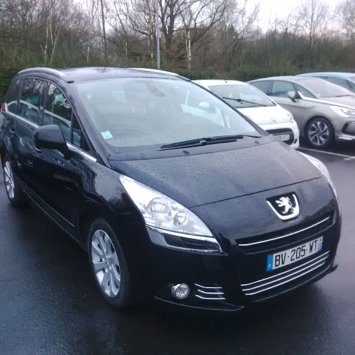 PEUGEOT 5008 2.0 HDI EXCLUSIVE FRENCH REG