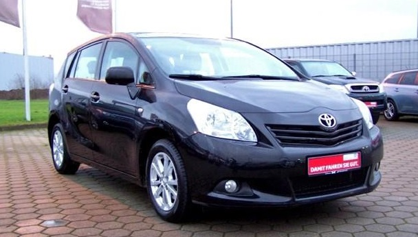 TOYOTA VERSO 2.0 D-CAT D-4D EDITION 7 SEATS