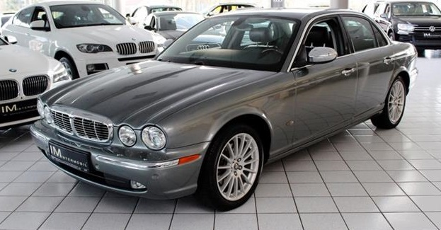 JAGUAR XJ6 2.7 D EXECUTIVE
