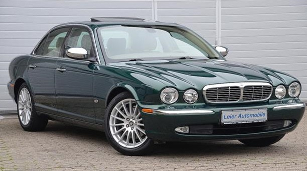 JAGUAR XJ6 2.7 DIESEL EXECUTIVE
